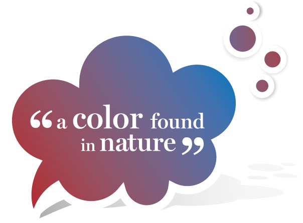 A color found in nature