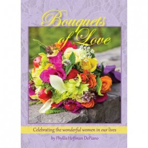 bouquets of love giftbook