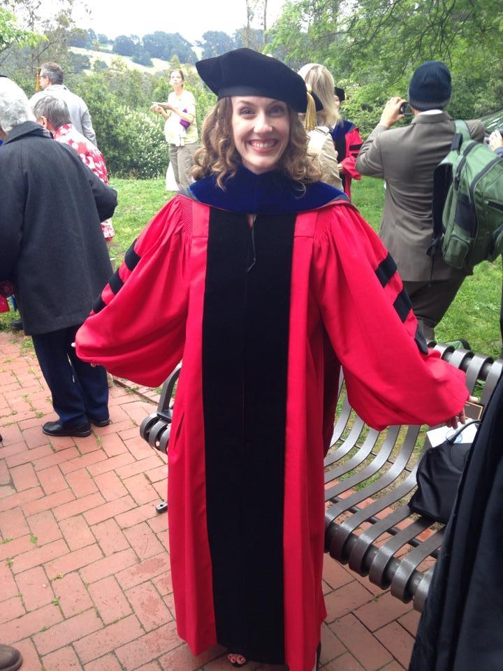 Phyllis Niece Graduation