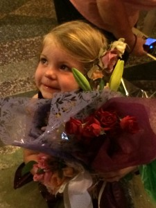 Amelia After Recital