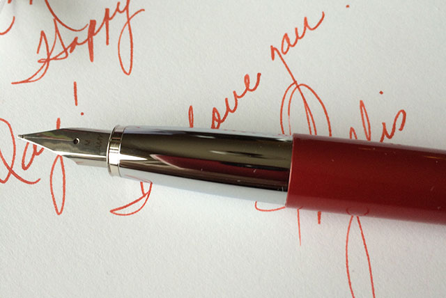 Lamy-Red-Pen