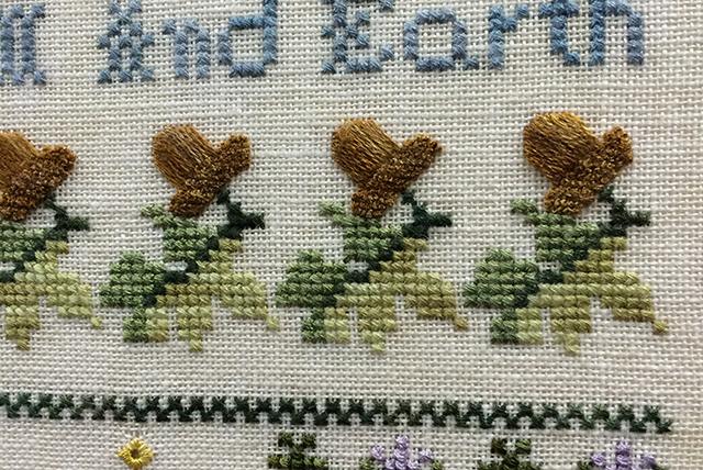 Acorn-Needlework
