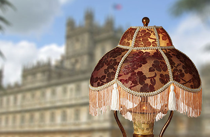 Magnolia Hall Lamp Giveaway