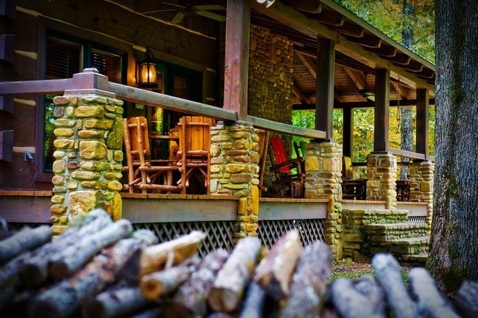 Summer Vacation - Cabin Photo
