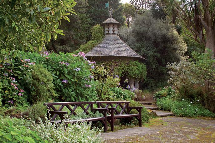 Mount Stewart gardens from European Treasures