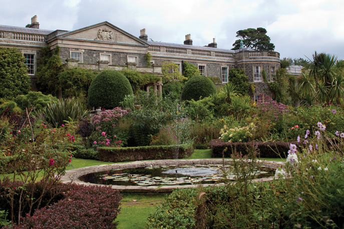 Photo of Mount Stewart gardens from European Treasures