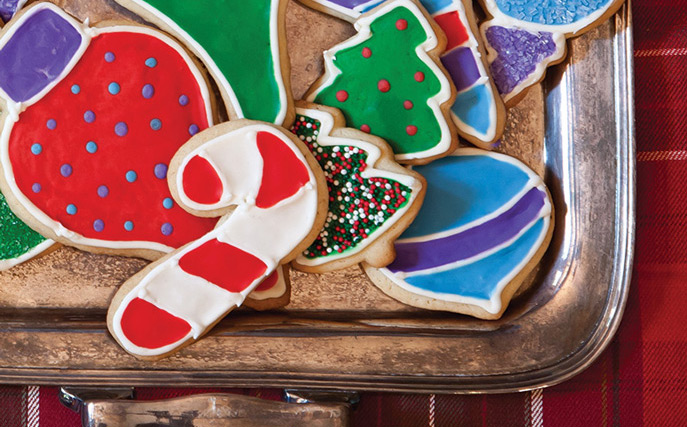 Christmas in July sale cookies