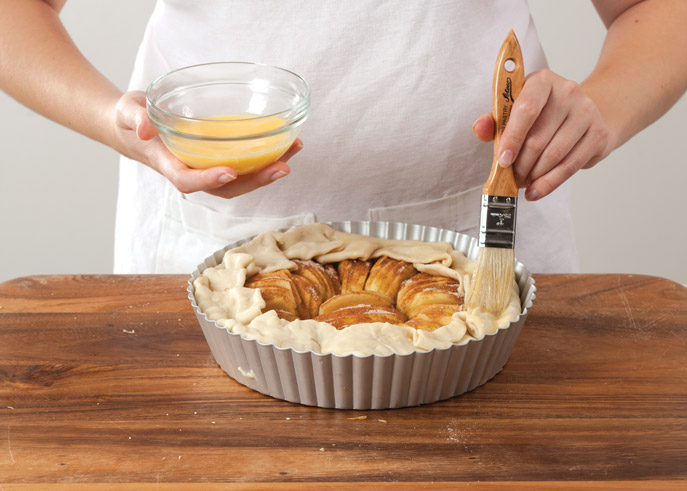 Apple Galette How To