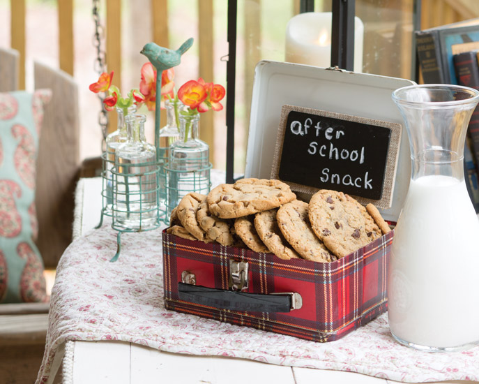 Cookies for Back to School