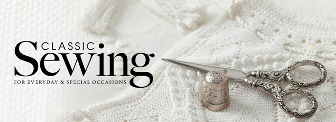 Classic Sewing subscriptions available - The Ribbon in My Journal