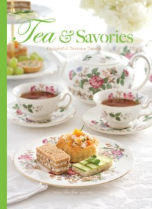 Tea and Savories book cover