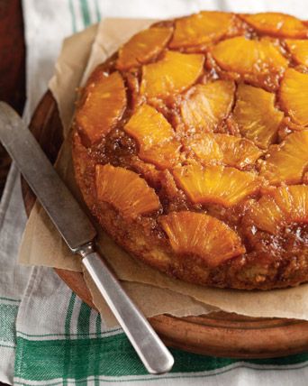 Skillet Desserts - Pineapple Upside Down Cake