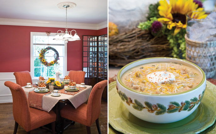 Fall Recipes ideas from Southern Lady
