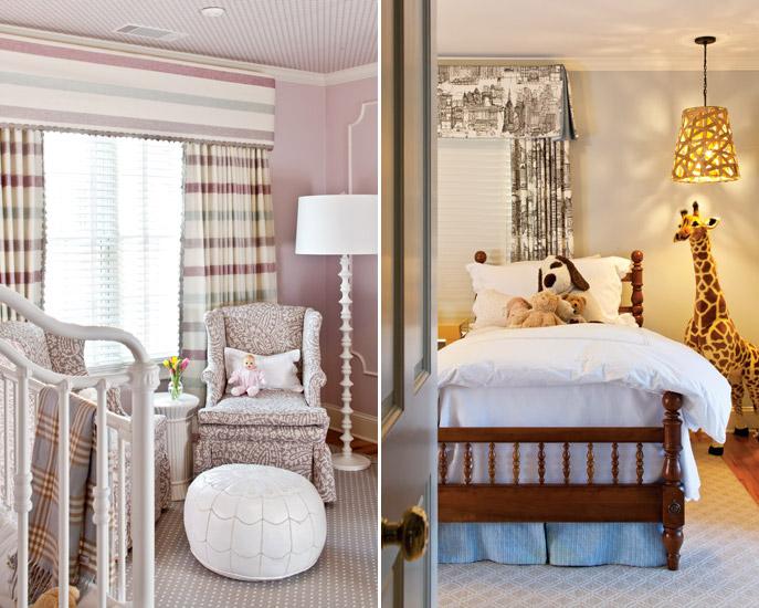Gena Knox - Children's Bedrooms