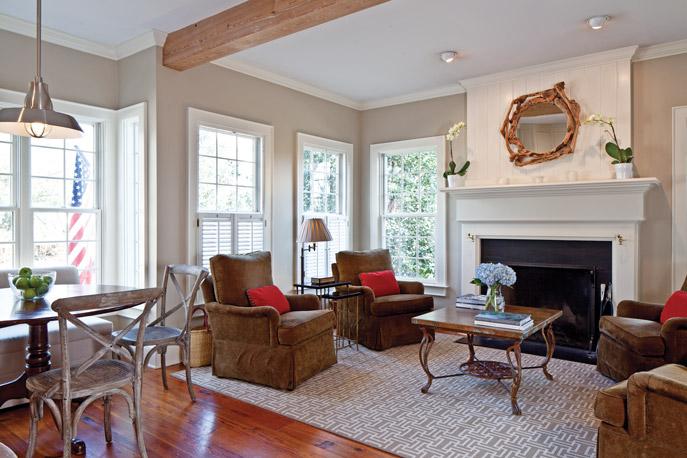 Gena Knox - Living Room