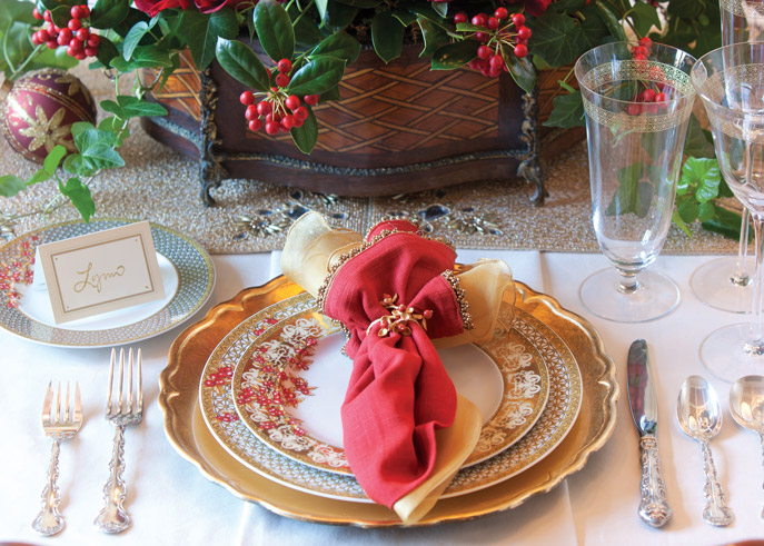 Holiday Etiquette Guide - The Ribbon in My Journal