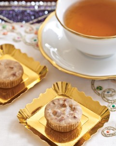 mardi gras tea - pralines recipe