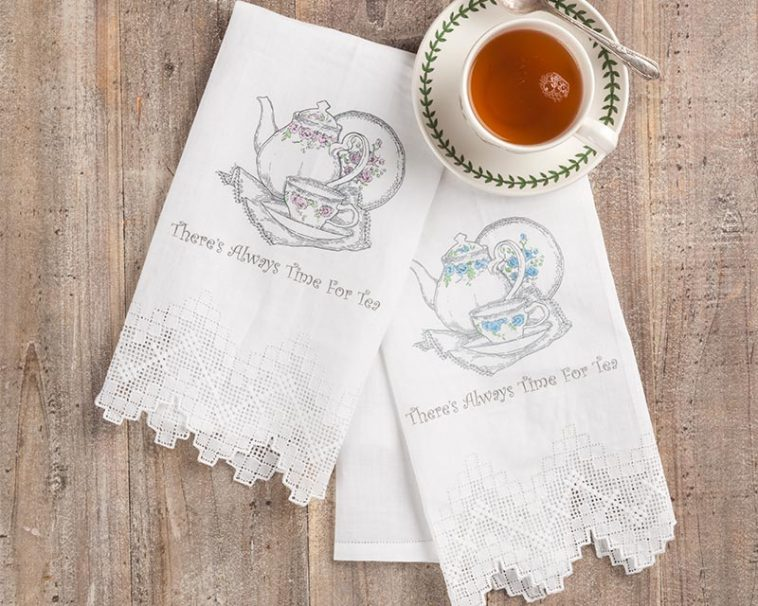 Exclusive Tea Towel Giveaway