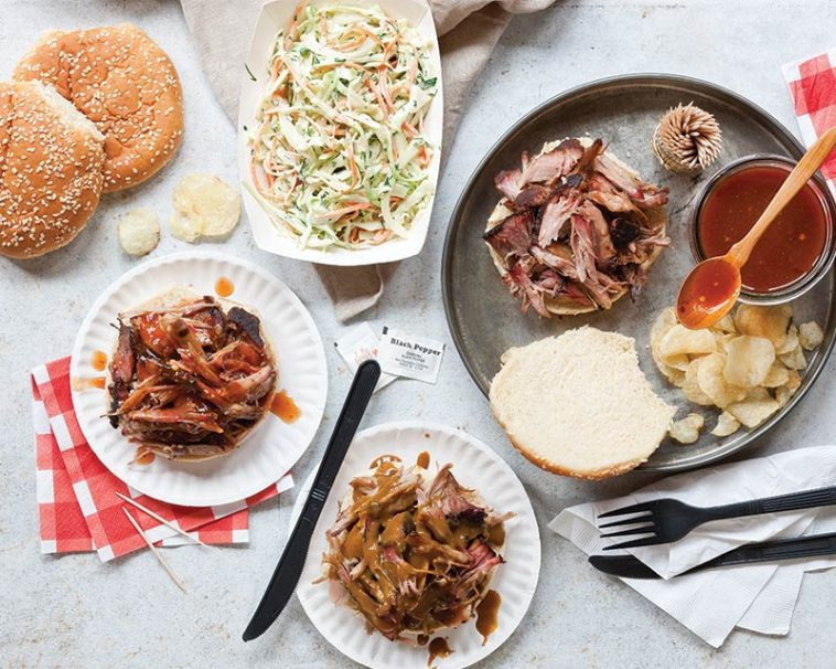 Southern Barbecue & Grilling Cookbook