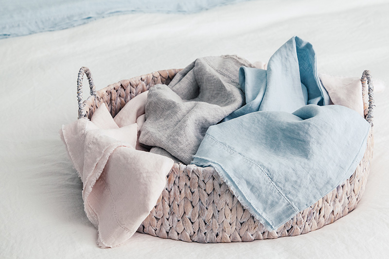 An Interview with Rory O'Mara, Founder of Saphyr Pure Linen