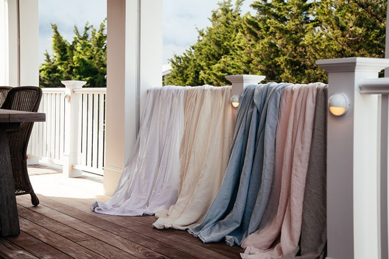 A Giveaway with Saphyr Pure Linen