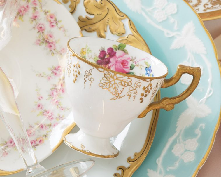 Using Your Demitasse Set