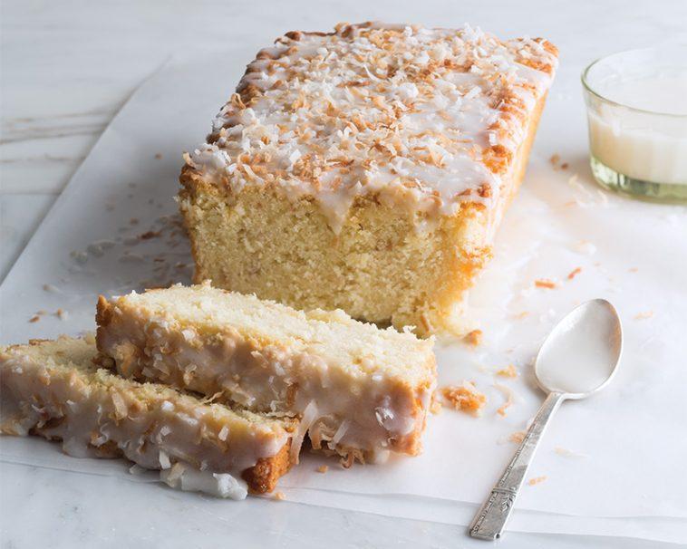 One-Layer Cake | Coconut Buttermilk Pound Cake