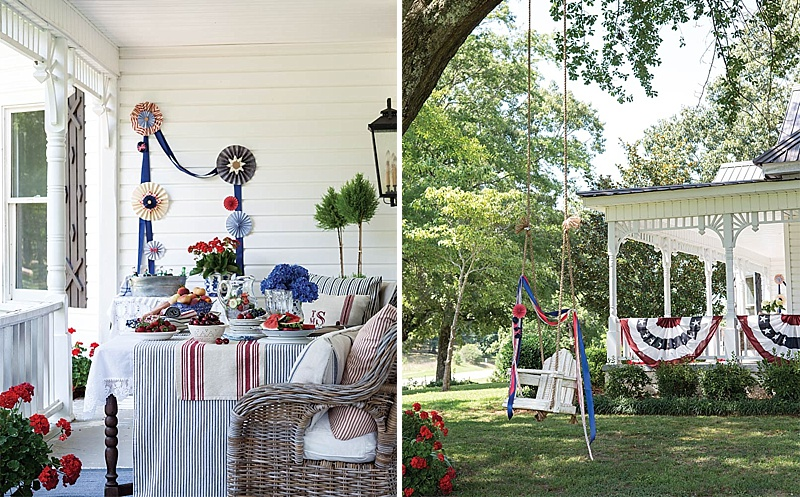 Independence Day Décor