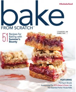 Bake from Scratch cover.