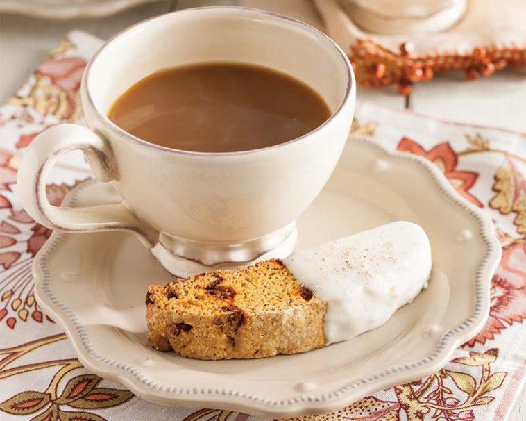 Pumpkin Spice Biscotti - Southern Lady Biscotti