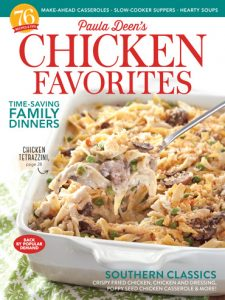 Paula Deen's Chicken Favorites