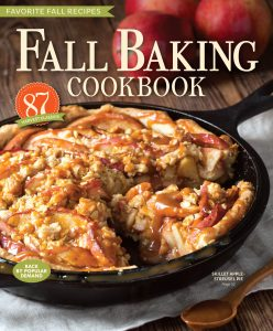 Fall Baking Cookbook