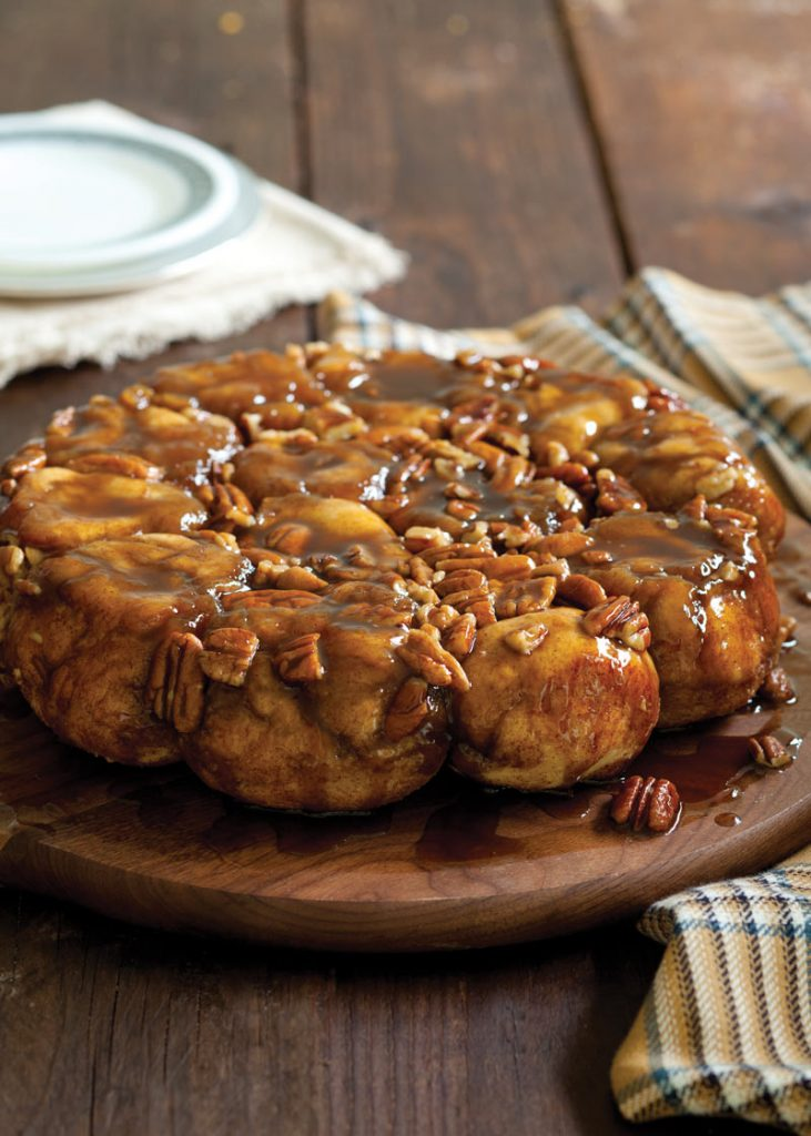 Pecan Monkey Bread