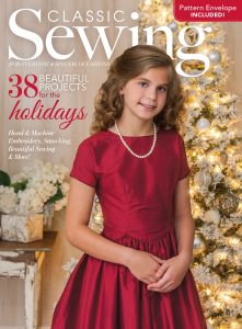 Classic Sewing Holiday Issue 2017