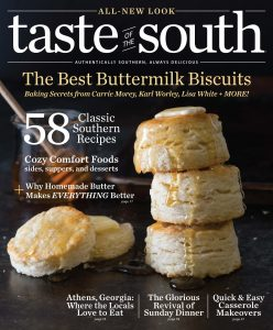 Taste of the South January/February 2018