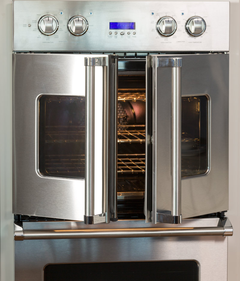 French Door Oven
