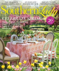 Southern Lady March/April 2018