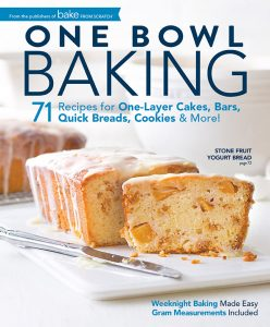 One-Bowl Baking Special Issue