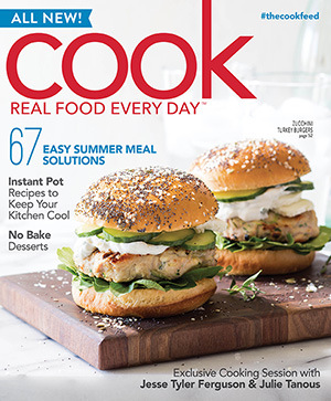 Cook: Real Food Everyday cover