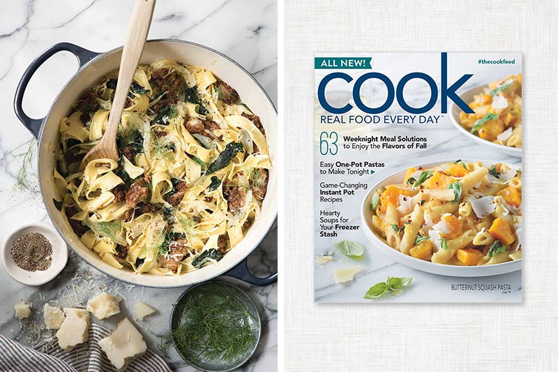 Cook Real Food Every Day cover