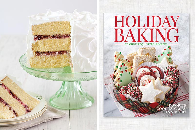 Holiday Baking cover