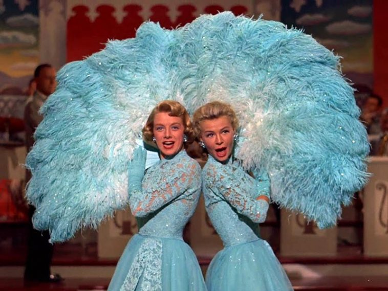 """sisters"" musical number from White Christmas the movie."