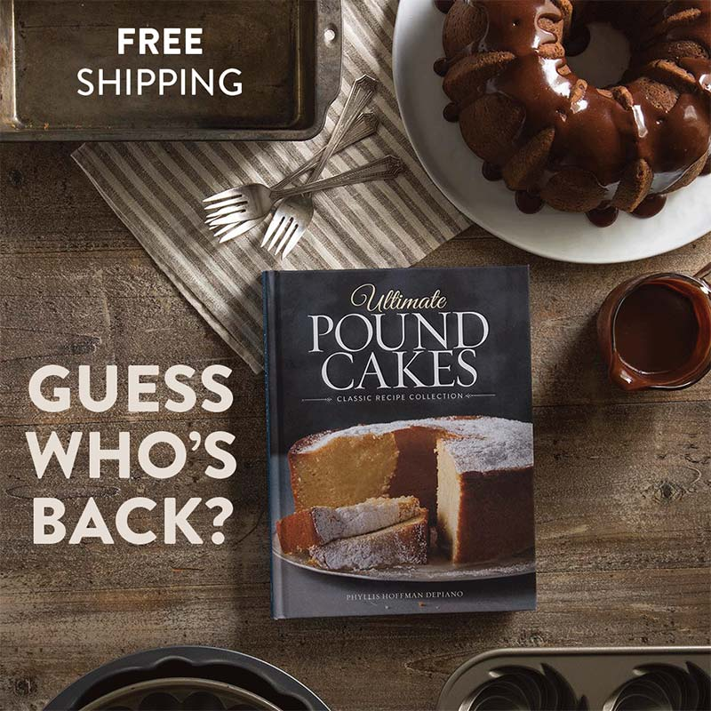pound cake graphic