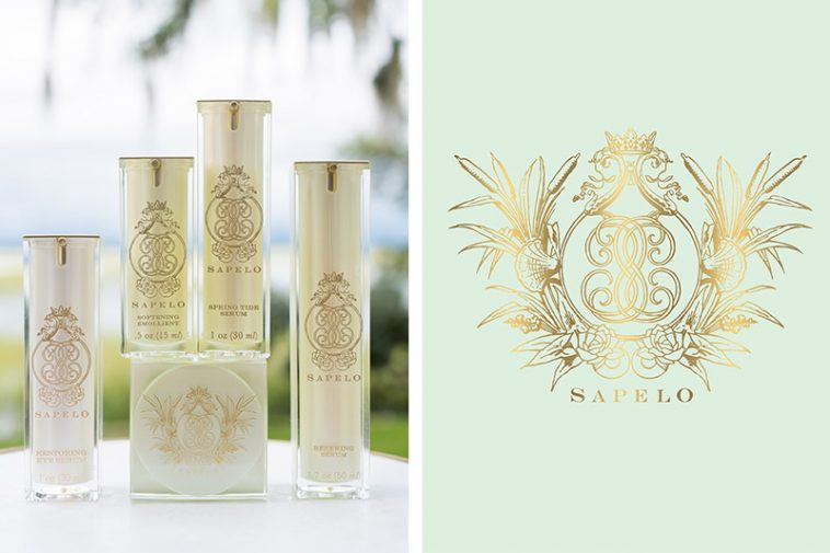 Luxurious Southern Botanicals: Sapelo Skin Care